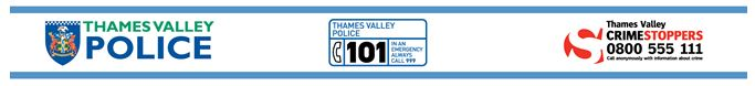 Thames Valley Police and Thames Valley Crime Stoppers